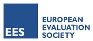 Network of European Evaluation Societies (NESE) (logo)